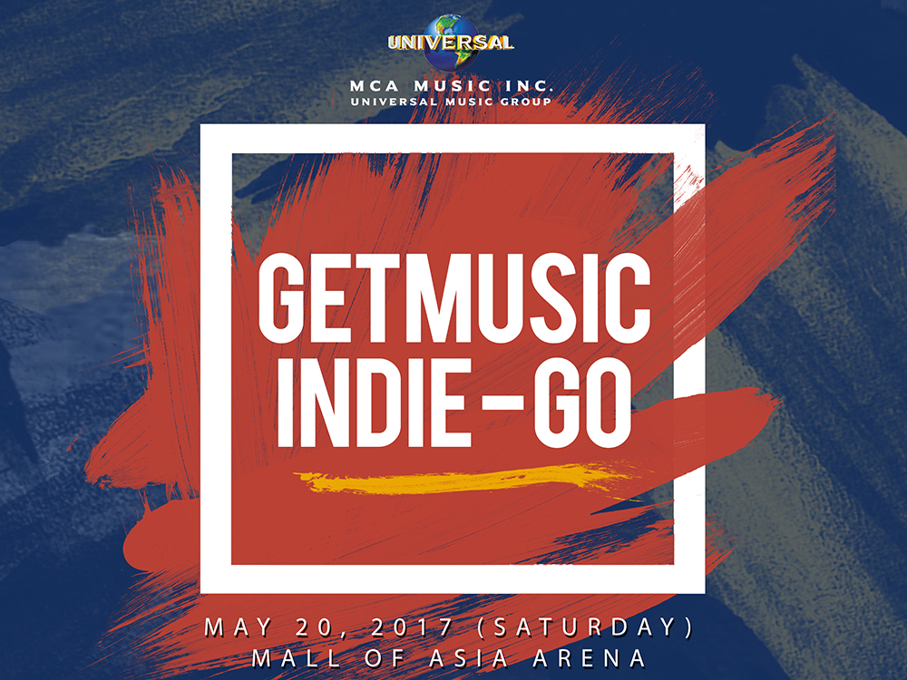 GetMusic Indie-Go promises to be anything but your run-of-the-mill concert.