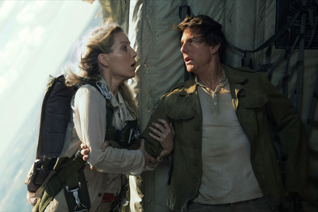 'The Mummy' is a Messy, Entertaining Start to a Dark Universe