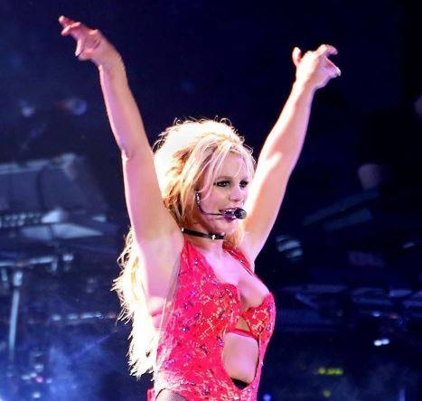 Britney Spears excited for tonight's Manila concert ...