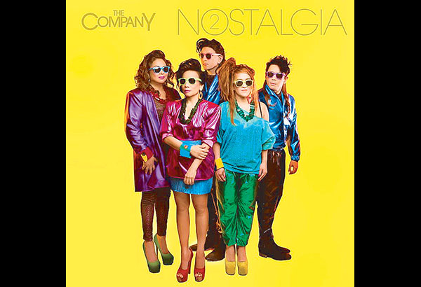 Here's a collection of hit tunes from the '80s done the CompanY way just as the group's Nostalgia 1 had big favorites from the '70s era.