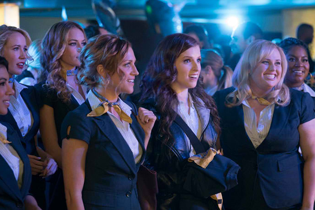 """Universal Pictures has just released the first trailer for the musical comedy """"Pitch Perfect 3,"""" the upcoming sequel that reunites the BardenBellaspost-graduation. Released"""