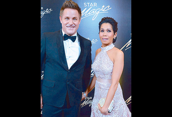 Pokwang and American boyfriend Lee O'Brian: The baby first before the wedding. —VER PAULINO