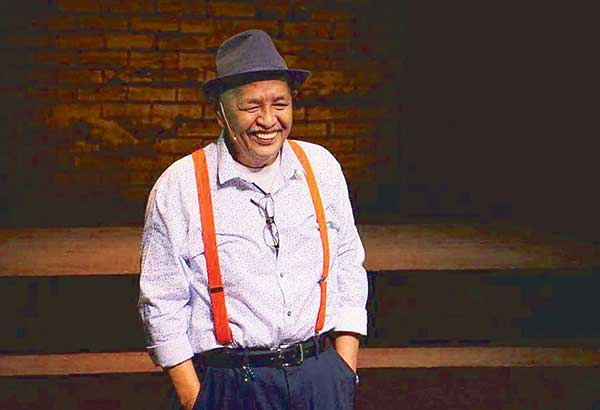 Soxie Topacio has worked with the titans of the legitimate stage; directed and appeared in PETA dramas now revered as classics; and immortalized himself to the masses with sitcoms and soaps.