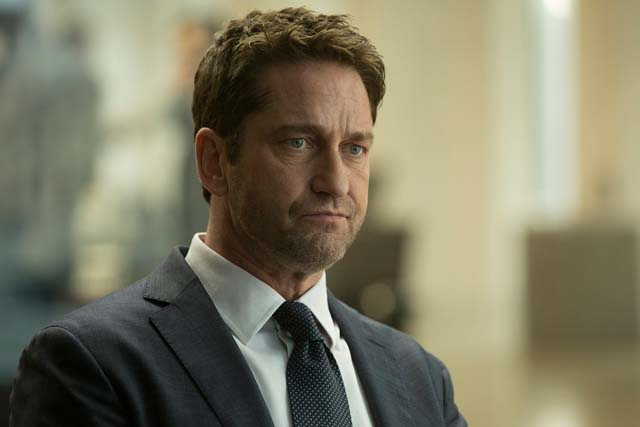 Gerard Butler Stars In Timely Offering For Families In 'A