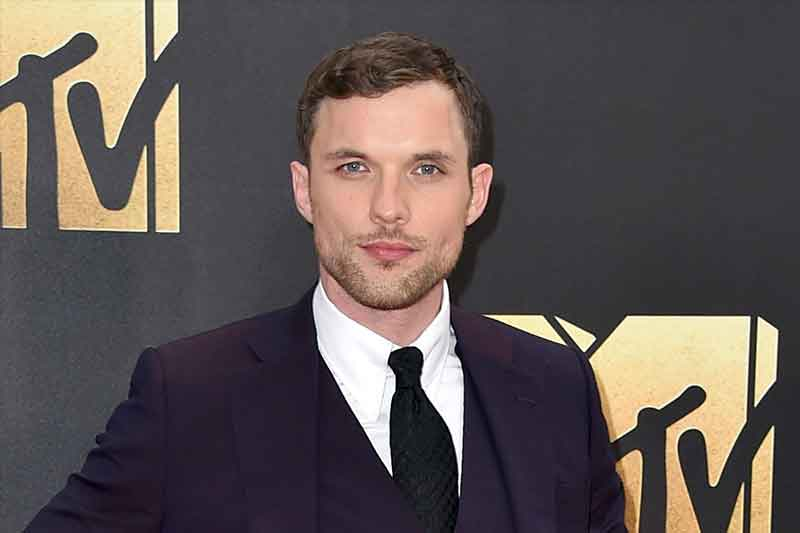 "FILE - In this April 9, 2016 file photo, Ed Skrein arrives at the MTV Movie Awards in Burbank, Calif. Skrein was cast as Ben Daimio in the ""Hellboy"" reboot ""Rise of the Blood Queen."" Many are objecting to the role not going to an Asian-American actor. The character is Japanese-American in Mike Mignola's ""Hellboy"" comics. Photo by Jordan Strauss/Invision/AP, File"