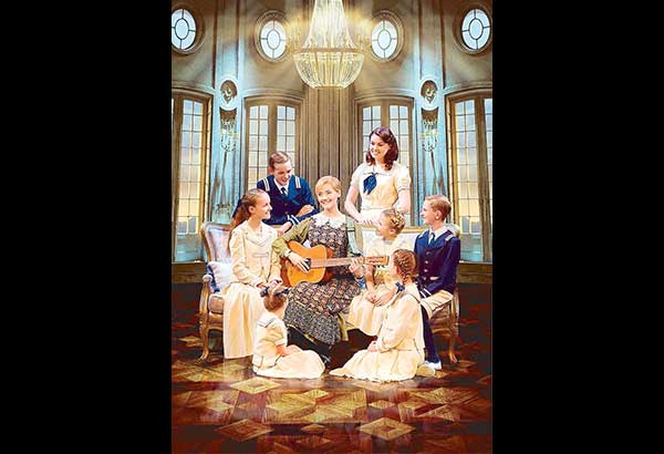 The Sound of Music will be staged at The Theatre in Solaire from Sept. 27 to Oct. 15