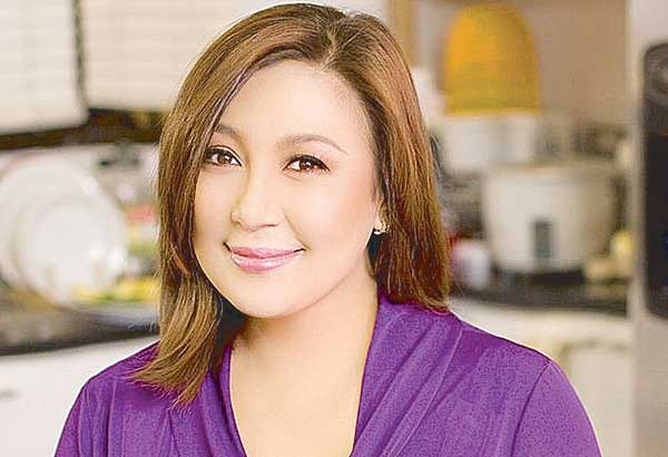 Sharon Cuneta has a diet that consists of various kinds of cheese. And she has erased lechon from her list.