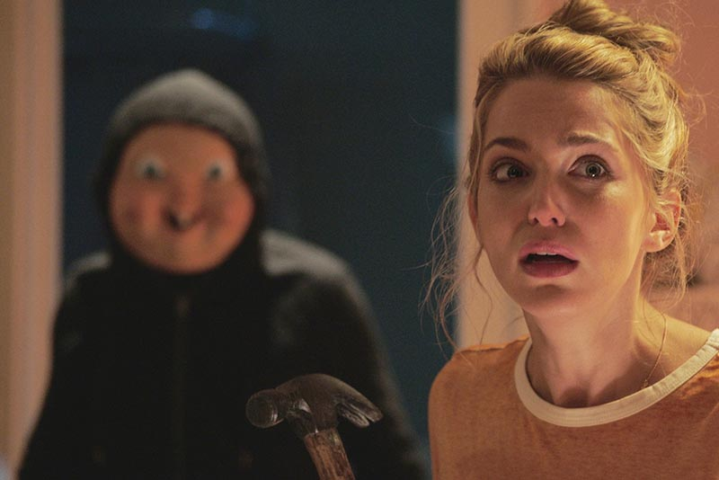 "Jessica Rothe from ""La La Land"" stars in the new thriller ""Happy Death Day."" United International Pictures/Released"