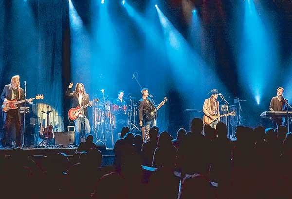 The Long Run Experience The Eagles performs tonight at the Atrium, Lim Ket Kai Mall, Cagayan de Oro. The tribute group will also have a one-night show on Oct. 24 at the Newport Performing Arts Theater of Resorts World.