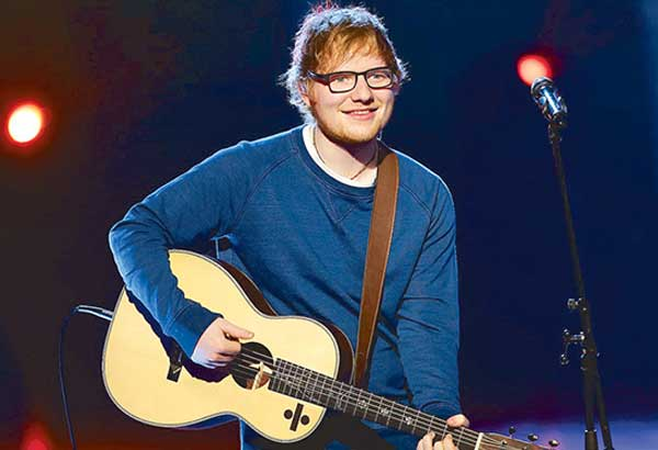 Ed Sheeran quits alcohol for speedy recovery
