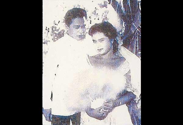 Rebecca Gonzales and Jose Padilla Jr.