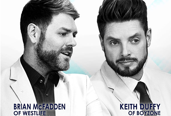 Brian McFadden and Keith Duffy. Ovation Productions/Released
