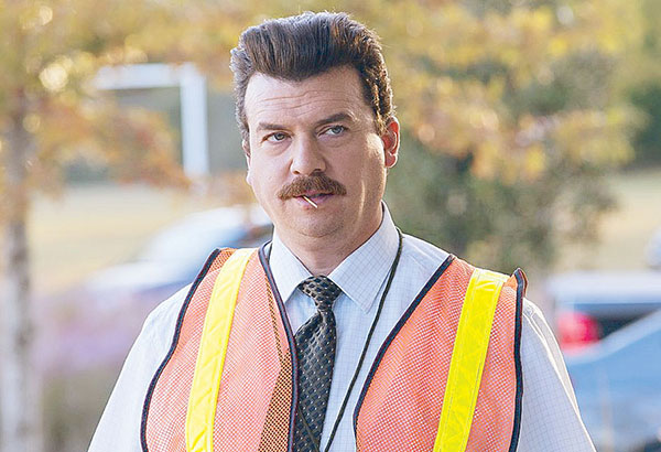 In the HBO series Vice Principals, Danny McBride plays Neal Gamby, a vice principal in a high school fighting for a higher position against his nemesis.