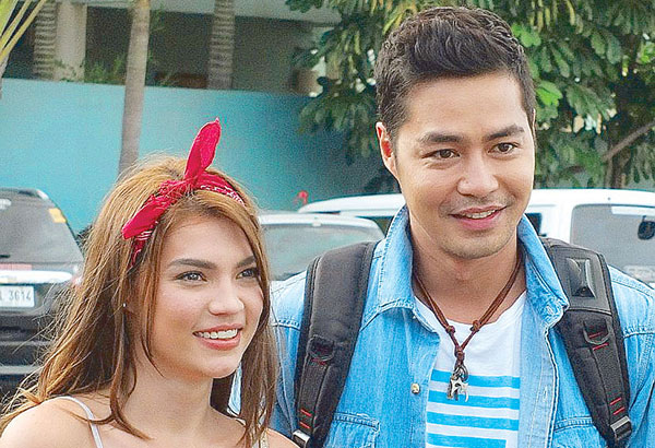 Rhian Ramos and Zanjoe Marudo will show moviegoers the ABCs of having a plan B as their characters Michelle and Alvin navigate that challenging kind of relationship in Fallback