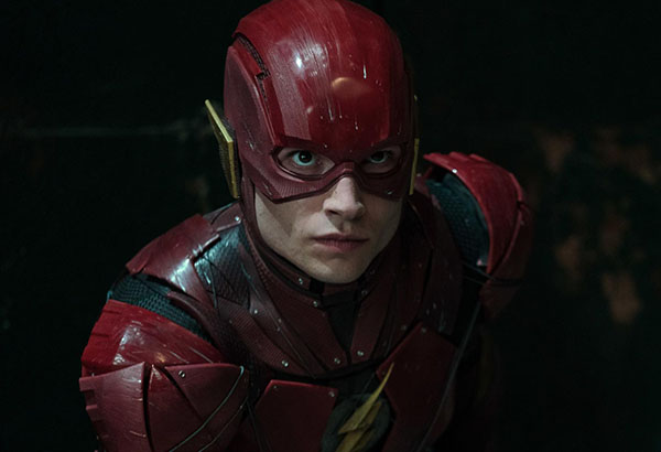 Ezra Miller gives an update on his Flashpoint movie
