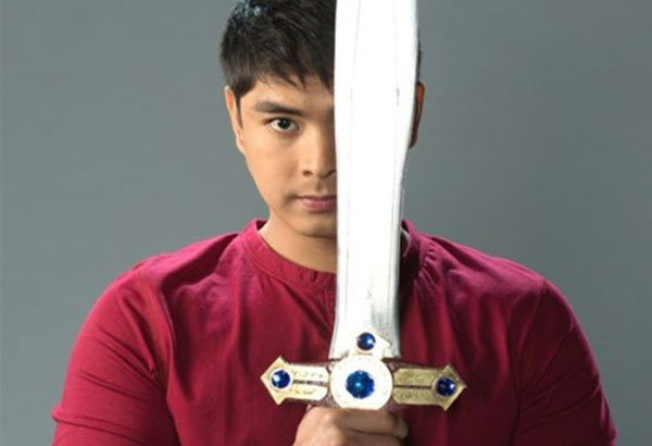 "Coco Martin will make his directorial debut in his own production company's entry to MMFF, ""Ang Panday."" ABS-CBN/Released"