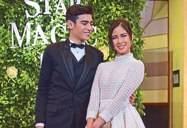 Kisses Delavin and Marco Gallo have parted as 'loveteam-mates' after a recent incident that displeased Kisses. It was Marco, a Fil-Italian, who escorted Kisses during the 2017 Star Magic Ball. They became a loveteam during their stint on PBB (Pinoy Big Brother).