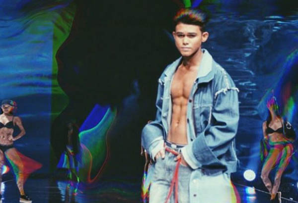Singer and actor Inigo Pascual showed his well-sculpted abs during the recent Bench Under the Stars fashion show. Instagram/Inigo Pascual