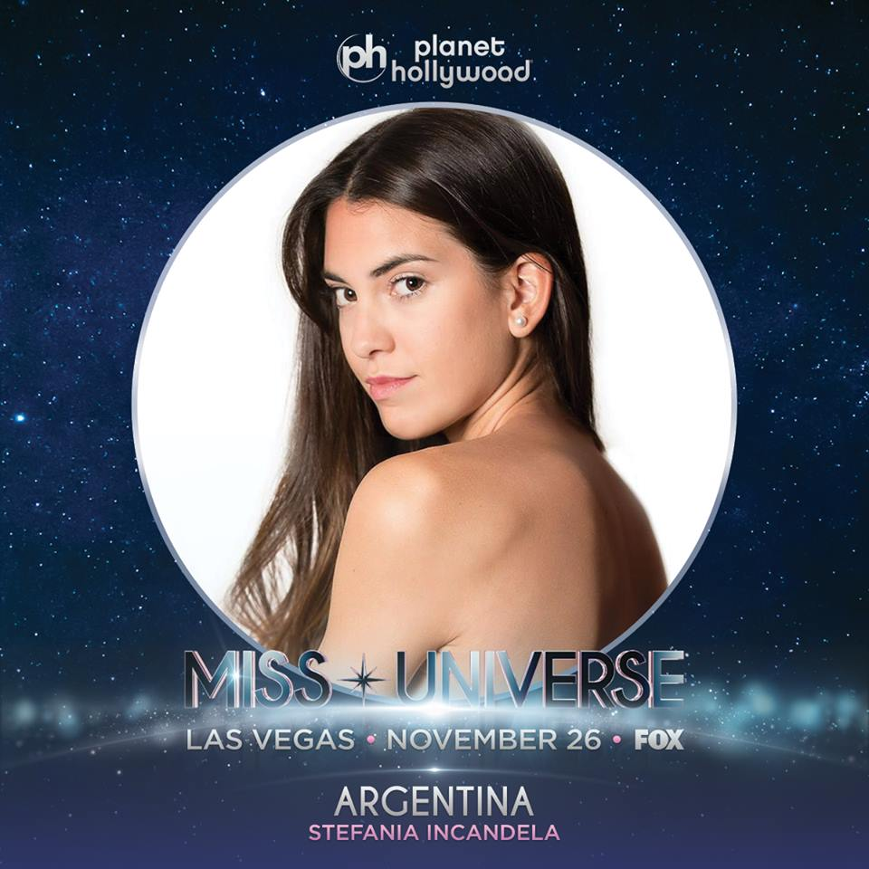 Top-performing candidates at Miss Universe 2017