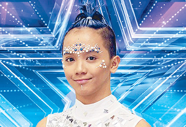 Contemporary dancer Deniel Sarmiento is among the Filipino acts who have made it to Asia's Got Talent Season Two semi-finals round. Photo courtesy of AXN's AGTS2