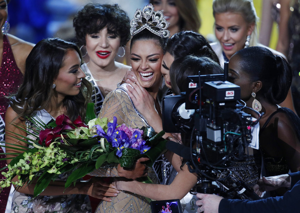 Miss Universe show kicks off in Las Vegas