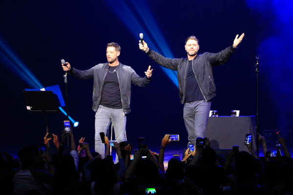 Boyzone hopes to bring 25th anniversary tour to Philippines