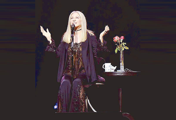Barbra Streisand's Netflix special, Barbra: The Music…The Mem'ries…The Magic, is considered one of the best concerts she has ever done