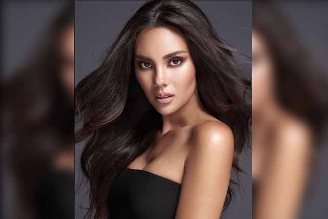 Catriona Gray Tries Out For Binibining Pilipinas 2018