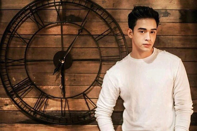 Diego Loyzaga on issue with his father Cesar Montano: I wish things could've been different. — Photo from Diego's Instagram account