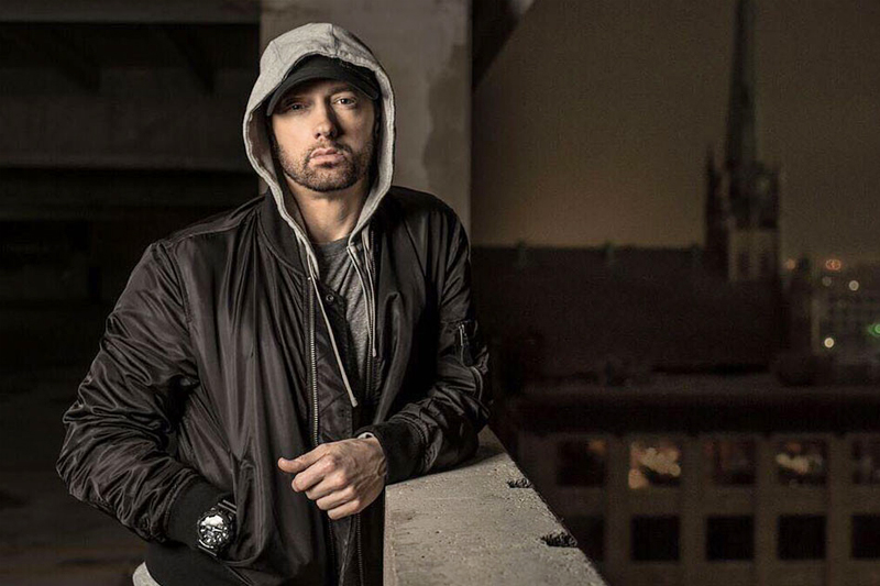 Eminem's Revival is a follow-up to two previous albums and obviously says that he is here to take back his leading rapper status