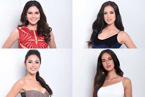 Binibining Pilipinas 2017 title holders will pass on their crowns on March 18. Facebook/Binibining Pilipinas