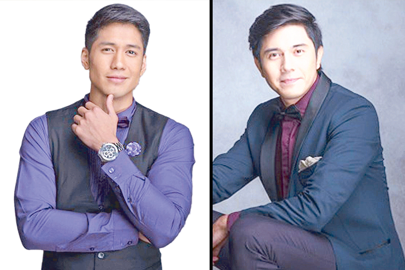 Aljur Abrenica (left)on marriage: Whatever happens, I'm ready. Paulo Avelino(right): I don't easily get swayed by compliments