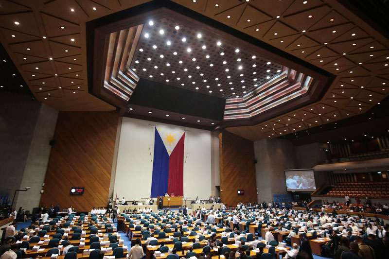 Congress Has Final Say On Charter Change Philstar