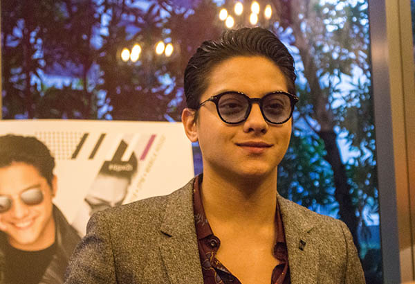 Daniel Padilla Can't Wait To Become A Vampire In 'La Luna