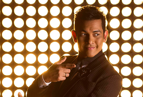 Gary Valenciano marks 35th year with benefit concert for Mayon eruption victims