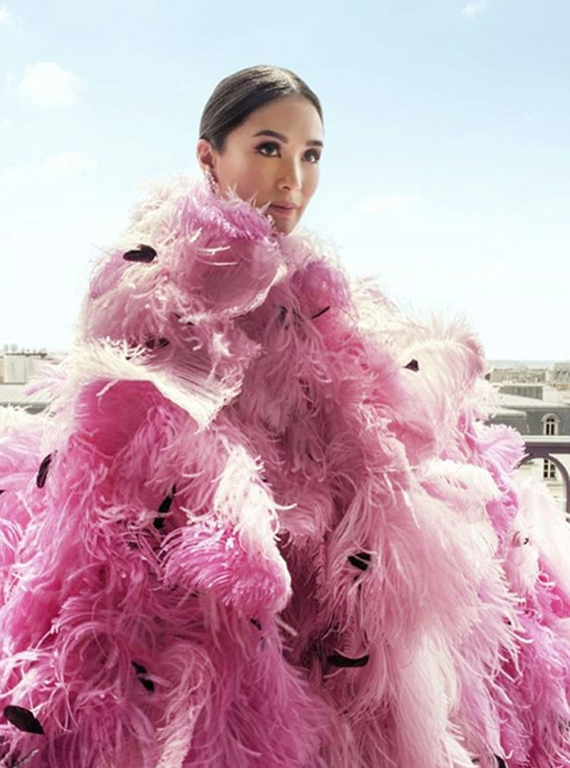 ef6ede34ad9 Will Heart Evangelista be in the next Crazy Rich Asians movie ...