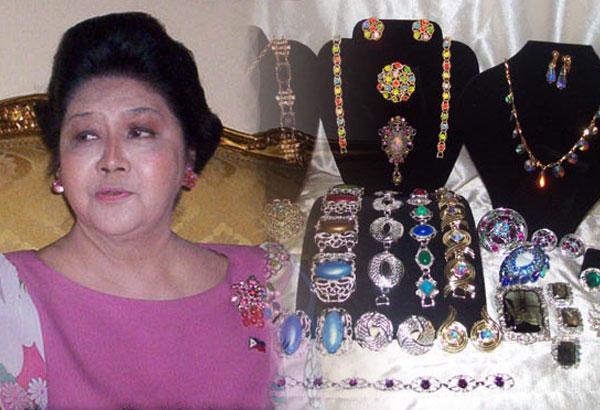 Filipino First Lady Shoes