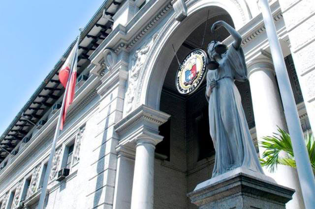 In a petition filed in February, De Lima asked the high tribunal to stop her indictment before the Muntinlupa City regional trial court (RTC) in connection with the illegal drug trade at the New Bilibid Prison. File
