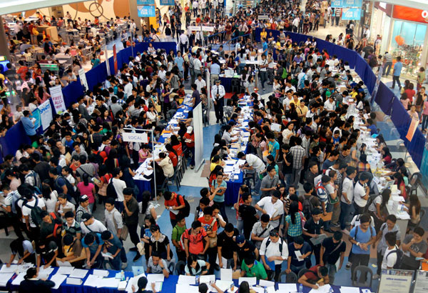 unemployed at underemployed sa pilipinas Bumaba rin ang level ng underemployment mula sa 67 milyon noong 2006 at  721  unemployed is brave and a choice to be a freeman.