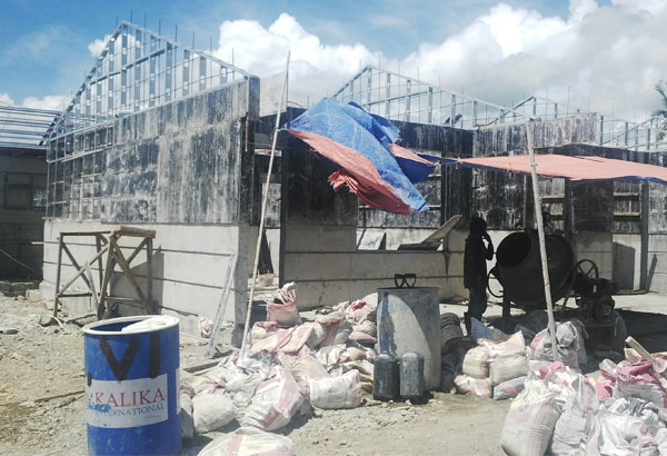 39 Red Tape Confusion 39 Delaying Rebuilding Efforts In Tacloban Headlines News The Philippine