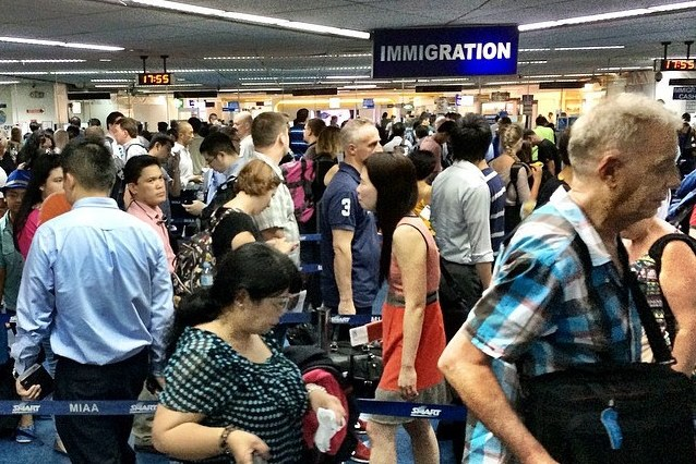 The implementation of the visa upon arrival (VUA) program is expected to lure more Chinese tourists to the country, the Department of Tourism (DOT) said. File