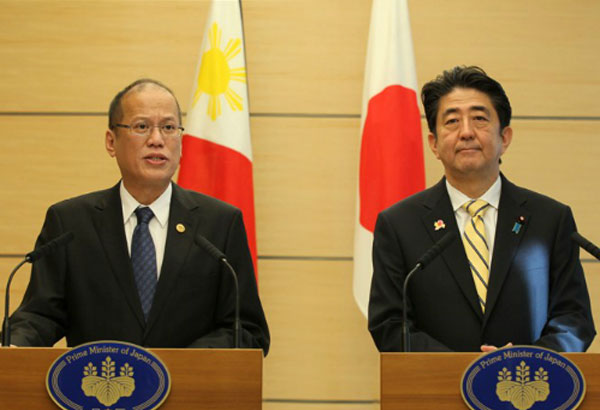 Gapan Philippines  city photo : Philippines thanks Japan for support in dispute vs. China | Headlines ...