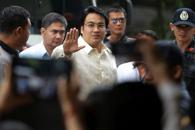Sandigan: Bong Revilla must present own evidence