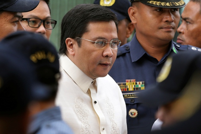 Duterte won't comment on Jinggoy's release