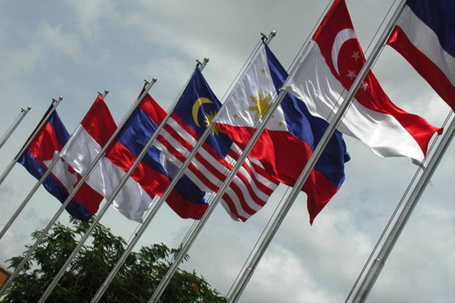 Southeast Asian Flag Flags of Southeast Asian