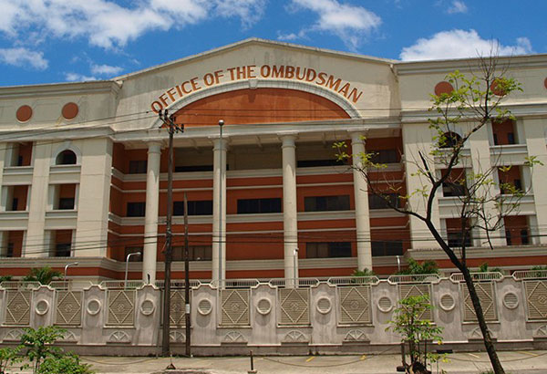 The Office of the Ombudsman investigates then prosecutes alleged anomalous transactions of government officials.