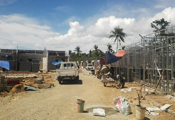 Mayor tacloban won 39 t recover with people living in tents headlines news the philippine star for Stars swimming pool tacloban city