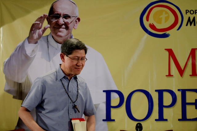 headlines confirmed pope francis visit philippines january