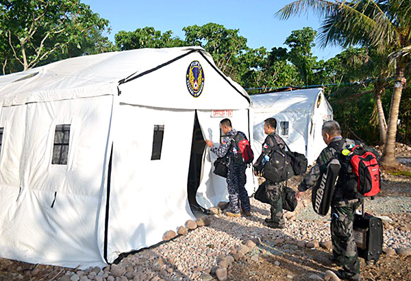 4 more filipino peacekeepers from ebola hit country for Bureau quarantine philippines