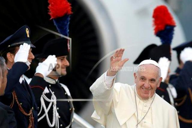 Pope Francis Visit Philippine